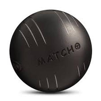 Boule de p tanque obut match plus for Nettoyer boule de petanque